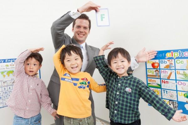 キッズ英会話、英語で遊ぶ、幼児英会話